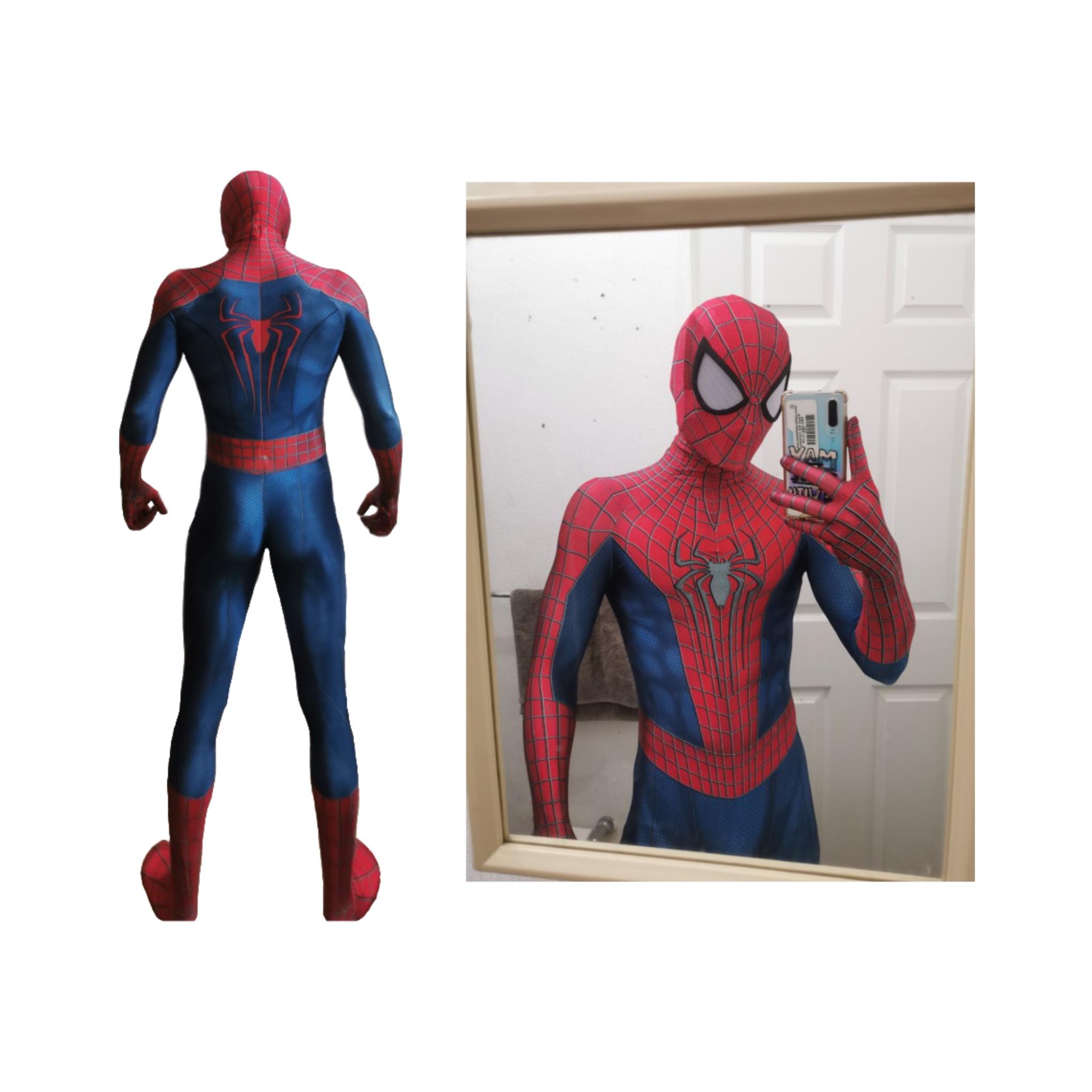 捆个蜘蛛侠回家调教吧